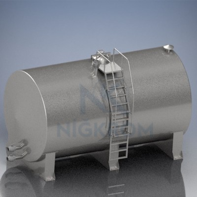 25 tonluk su tankı