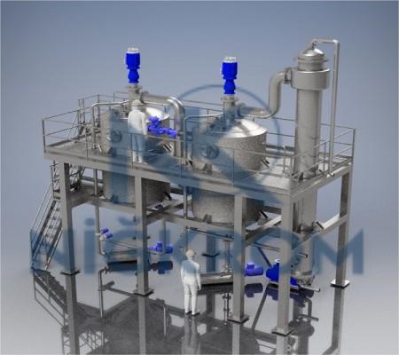 Bull sistemi (Vakumlu Kaynatma-Pişirme Evaporasyon)