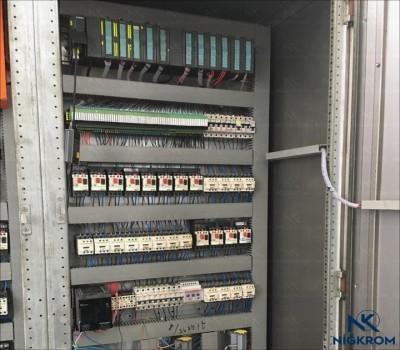 PLC otomasyon panoları