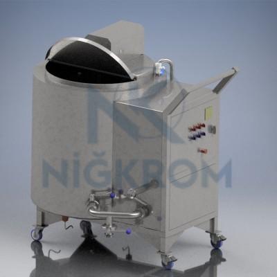 Çok amaçlı hareketli pişirme tankı